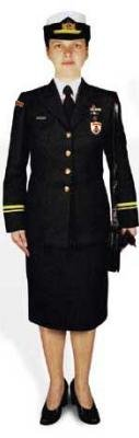 Winter Daily Officer Uniform - Ladies